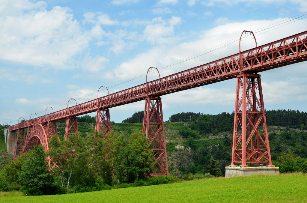 The Garabit Viaduct