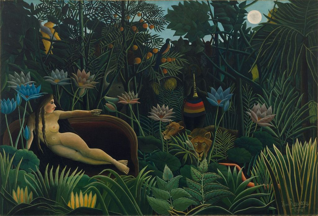 The Dream (Le Rêve) by Henri Rousseau