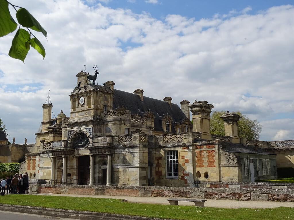 The château d'Anet
