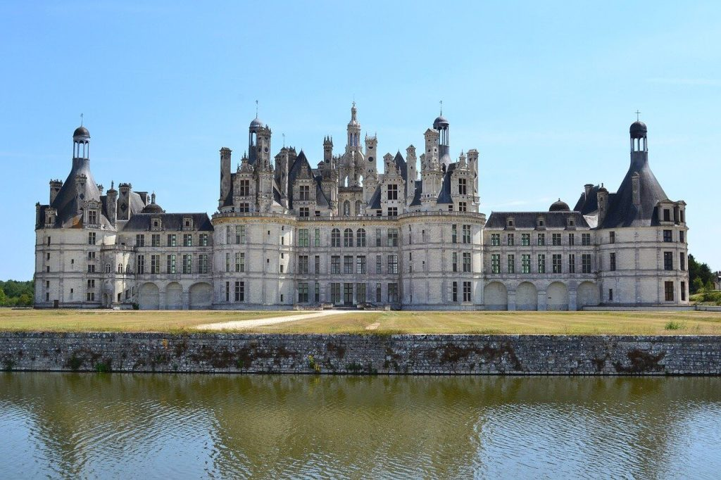 The Château de Chambord