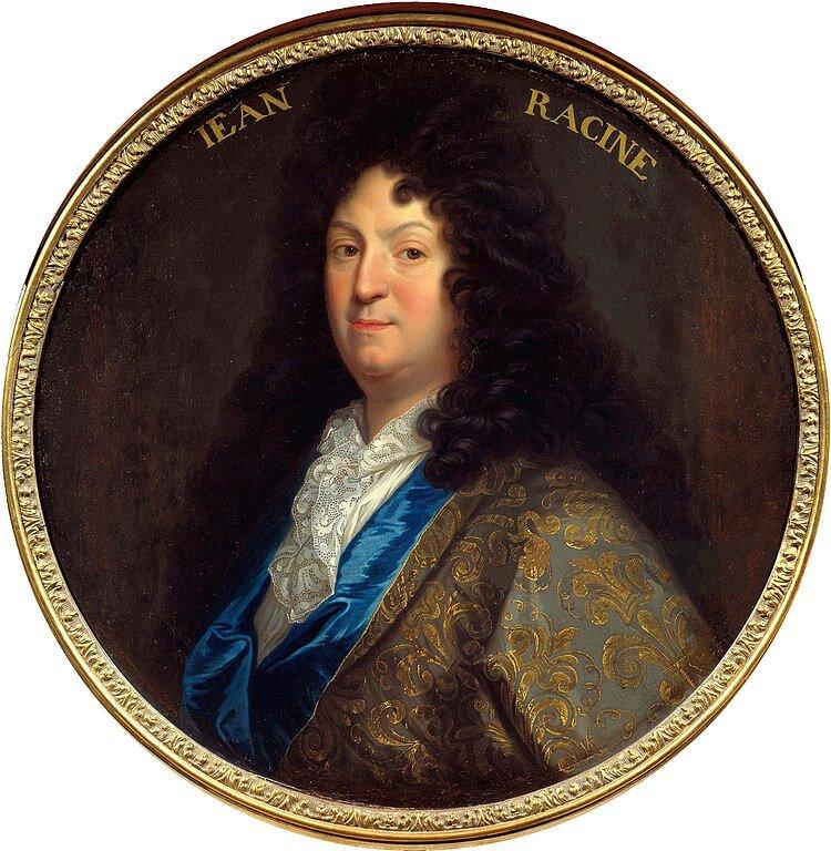 A portrait of Jean Racine