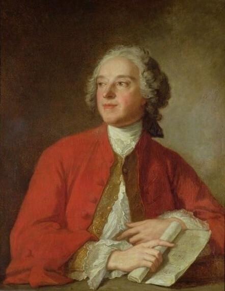 Portrait of Pierre-Augustin Caron de Beaumarchais